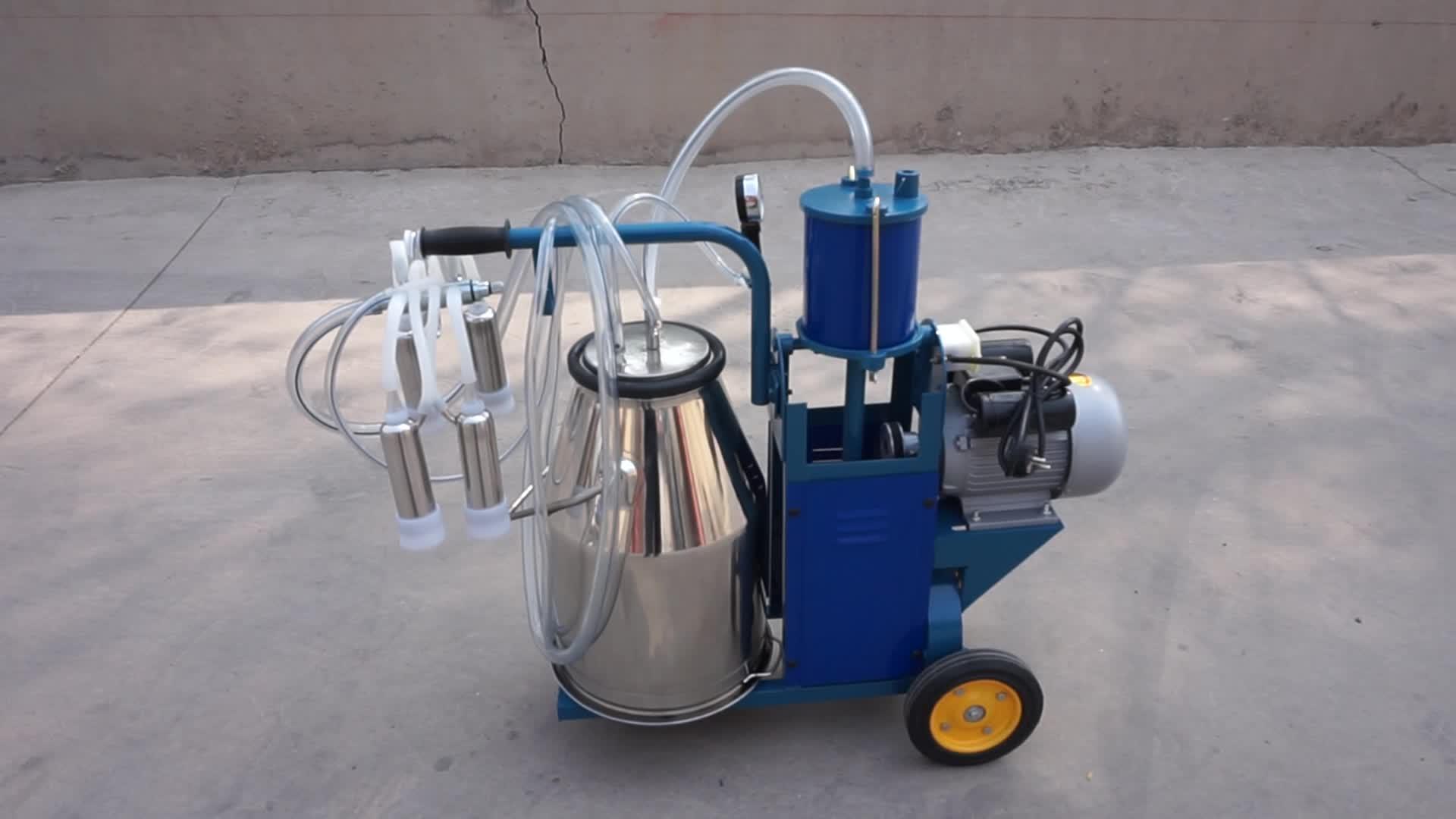 कीमत एकल दूध देने की मशीन गाय दूध देने की मशीन केन्या