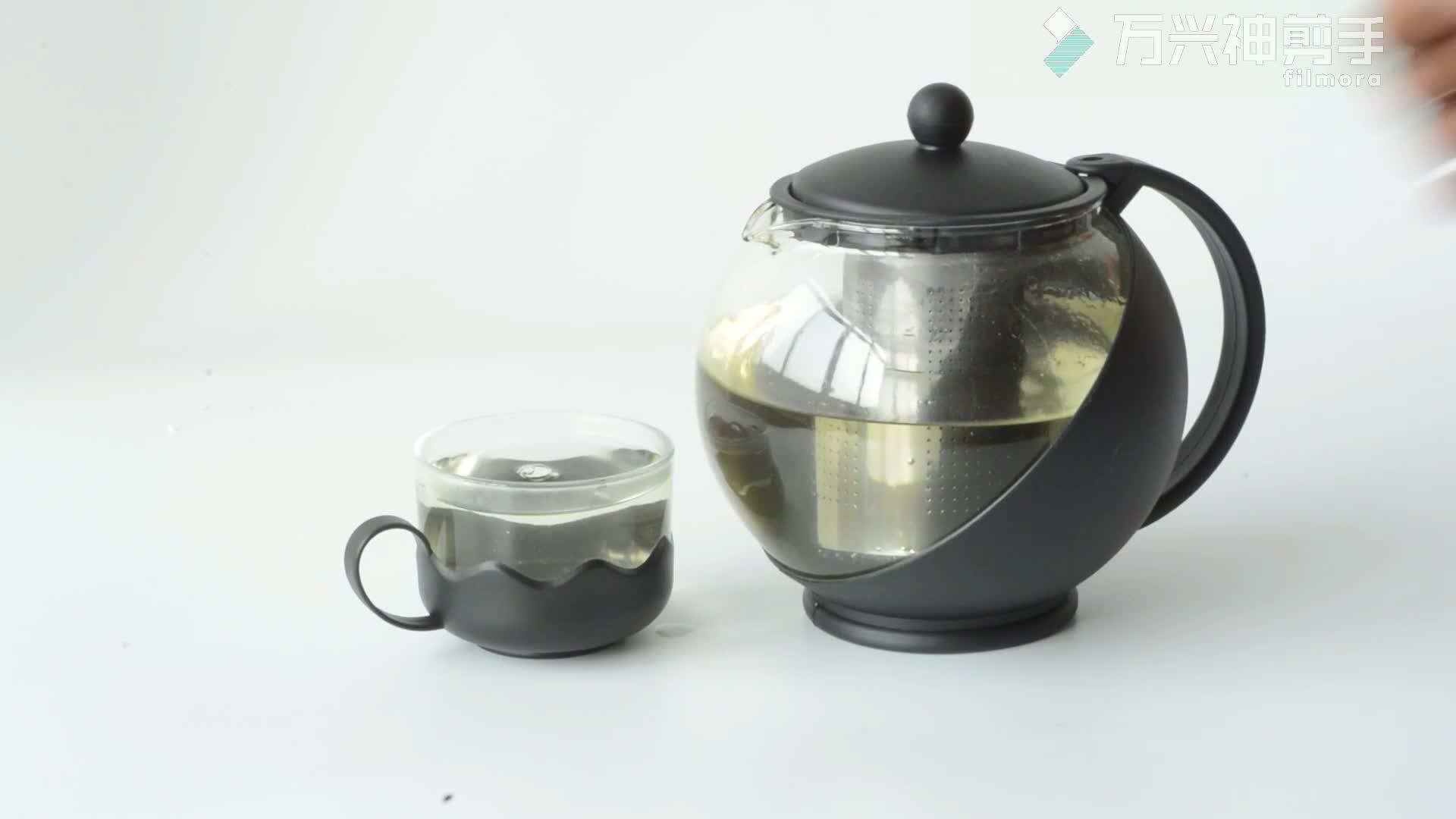 Heat Resistant Glass Percolator Coffee Pot Tea Pot - Buy ...