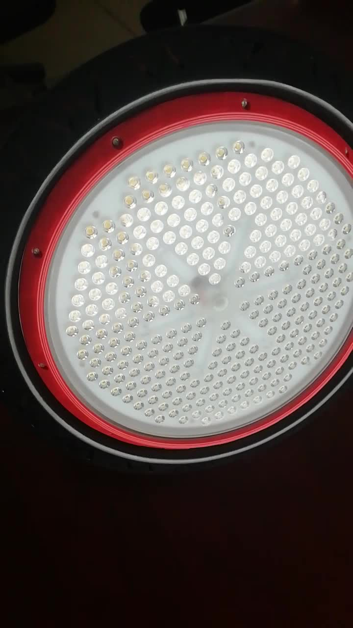 UFO Light DLC Listed, Commercial/Industrial Professional Lighting 200w high bay light