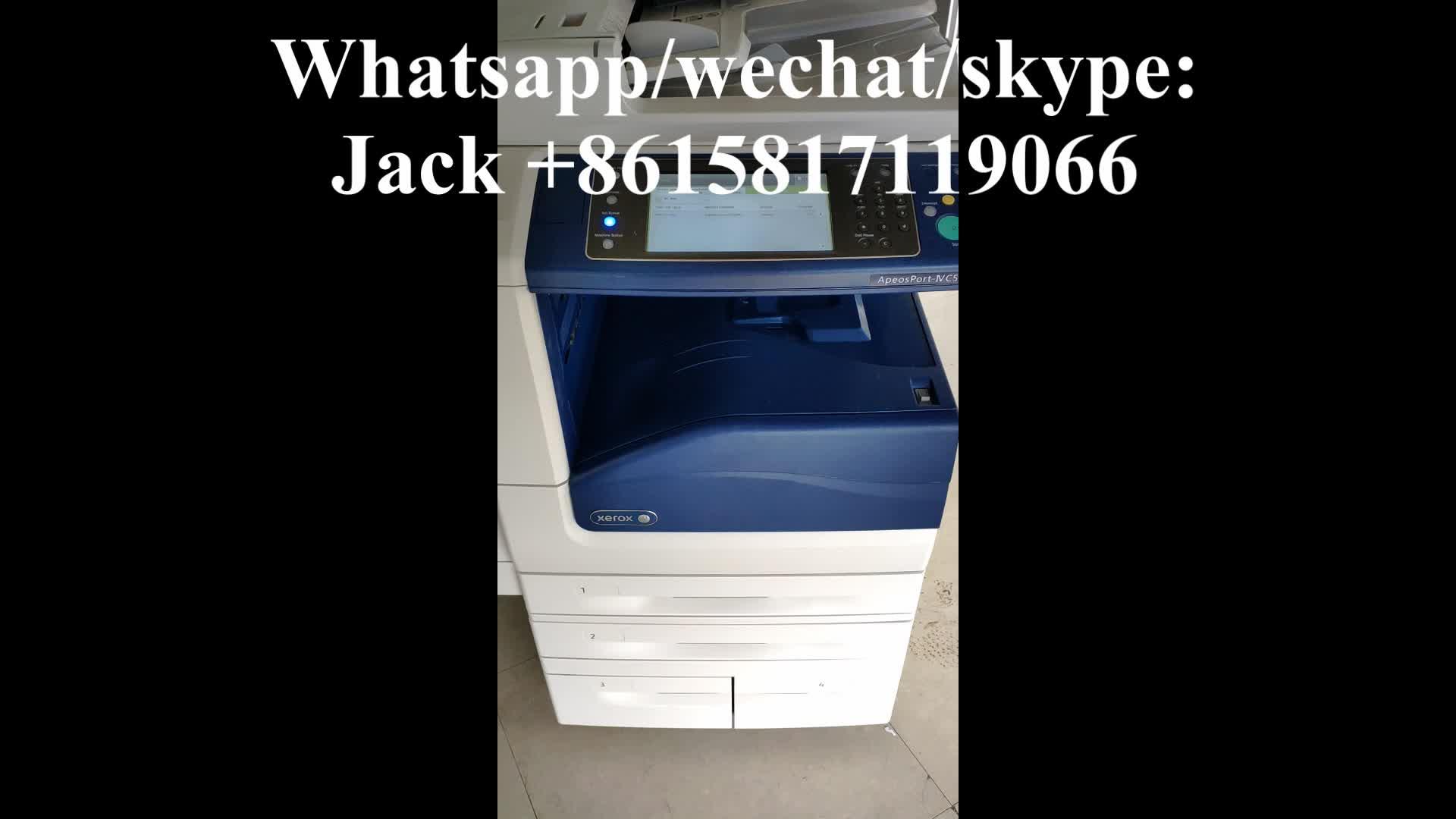 XEROXs C3370/C5570 fotokopie machine op verkoop
