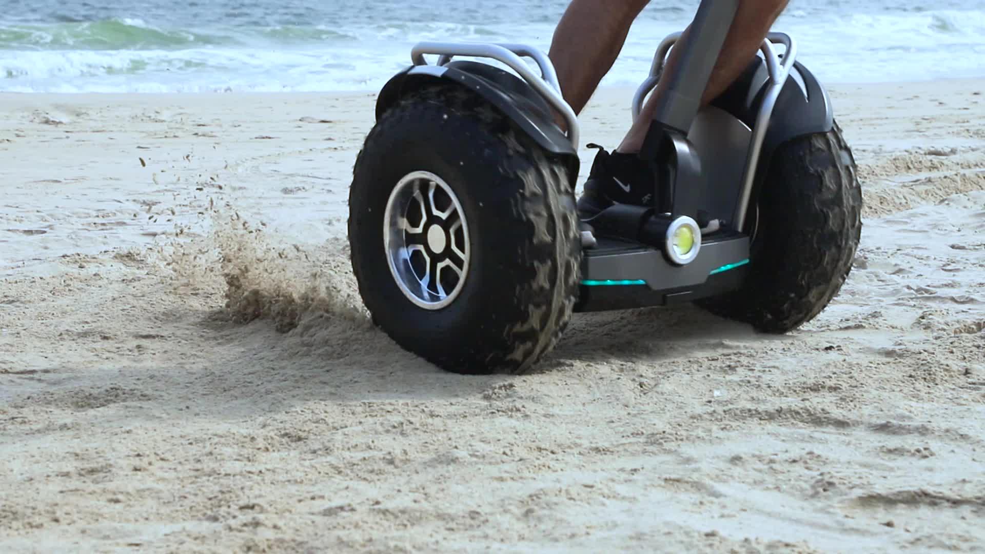 חדש אופנה סיירת שימוש 19 אינץ שומן צמיג שני גלגל מרכבה חשמלית מכוסה חשמלי קטנוע