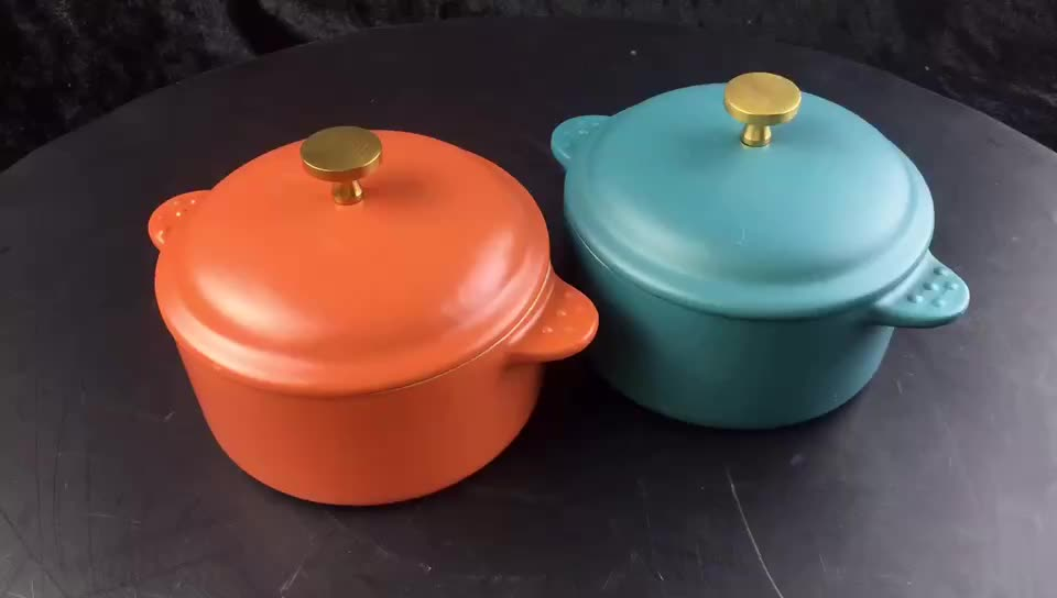 Ceramic Square casserole with handles and lid hot sales stoneware casserole