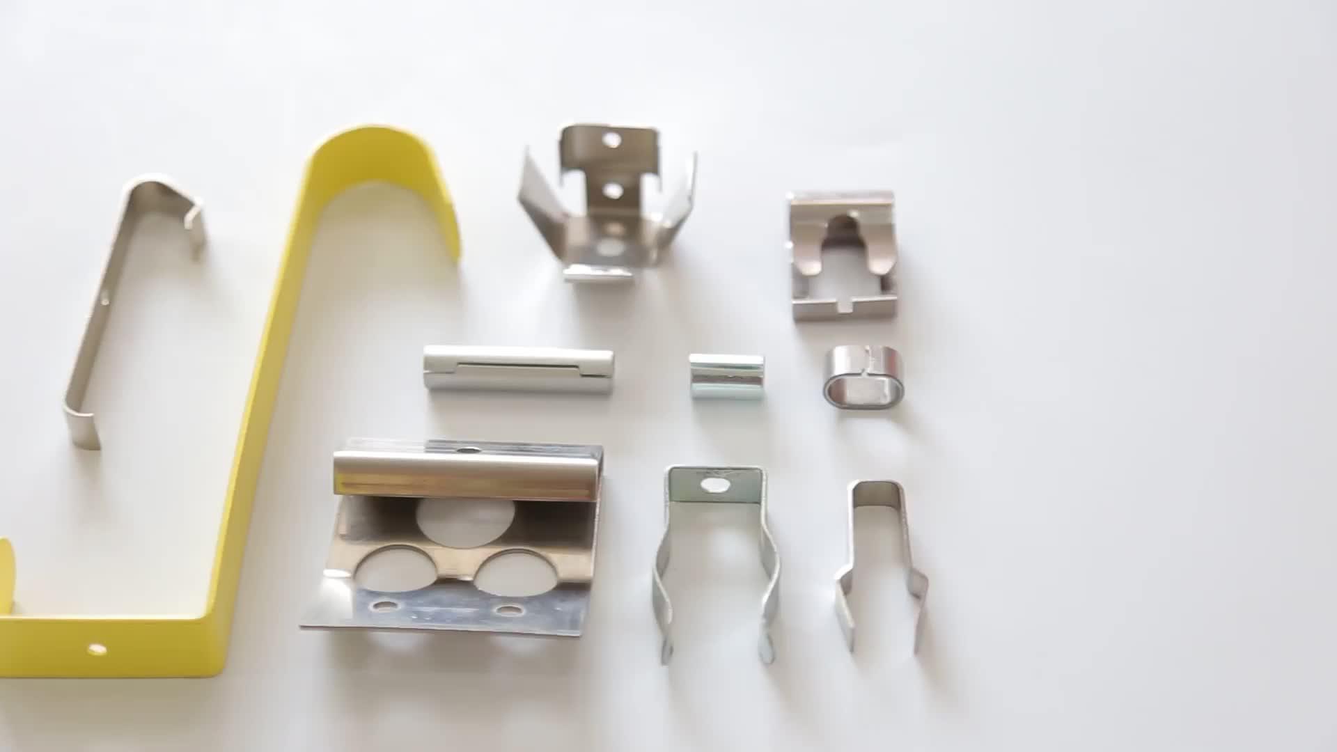 Hongsheng support mécanique en tôle estampage et pièces de pliage