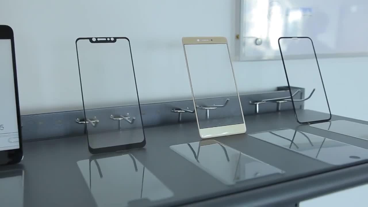NDCNC टेम्पर्ड ग्लास काटने की मशीन ND-1311KL 9H पूर्ण कवर मोबाइल फोन स्क्रीन गार्ड टेम्पर्ड ग्लास बनाने की मशीन