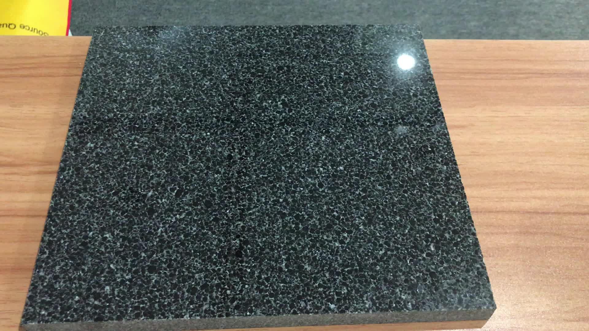 Personalizado de piedra de granito de conferencia de mesa de oficina