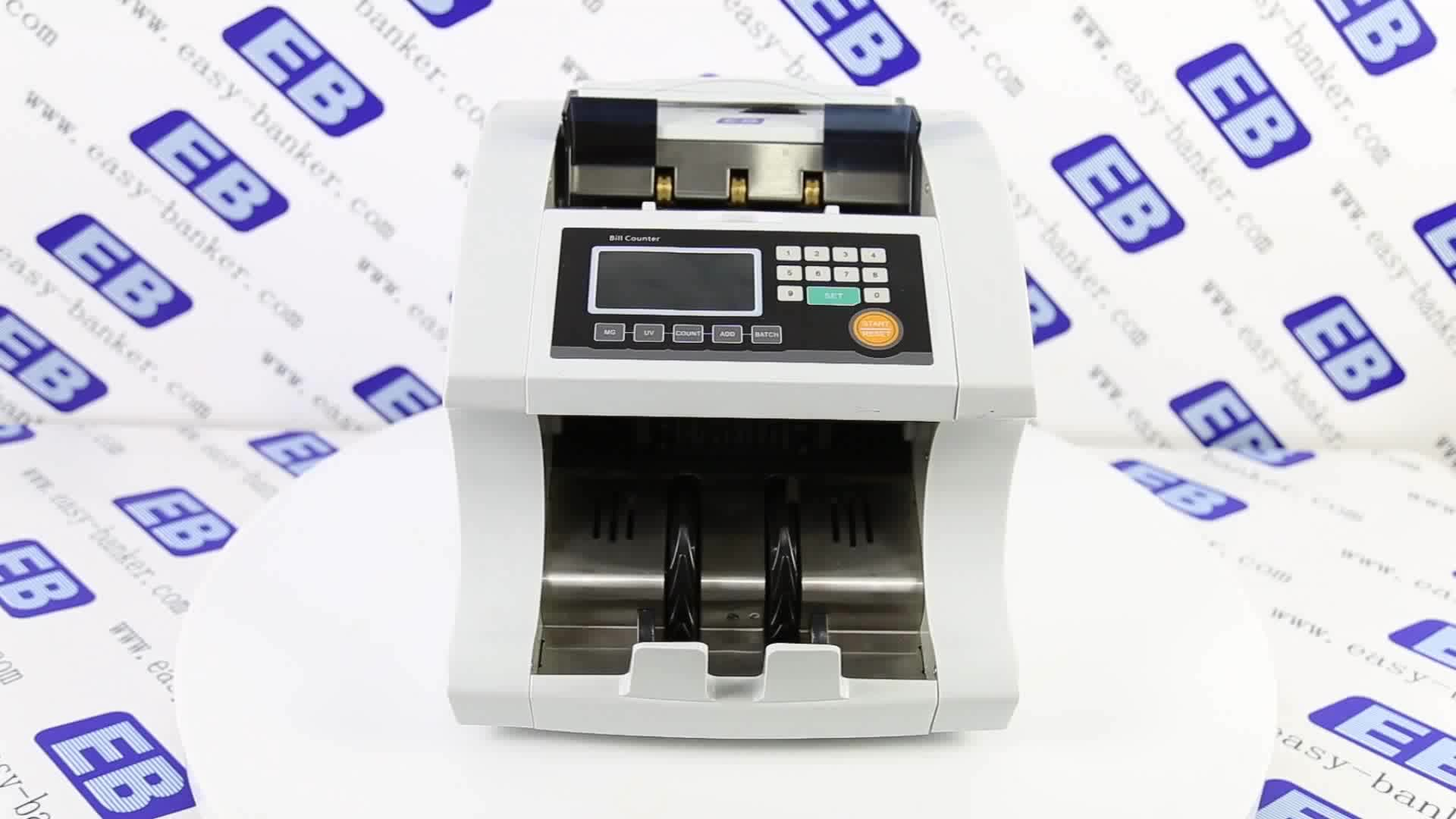 Money Counter Multi-Function Counting Machine Bank Equipment LD-2100