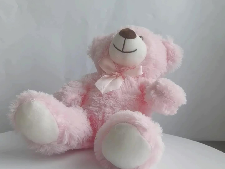 50cm wholesale teddy bears with LED 7 colors light up stuffed teddy