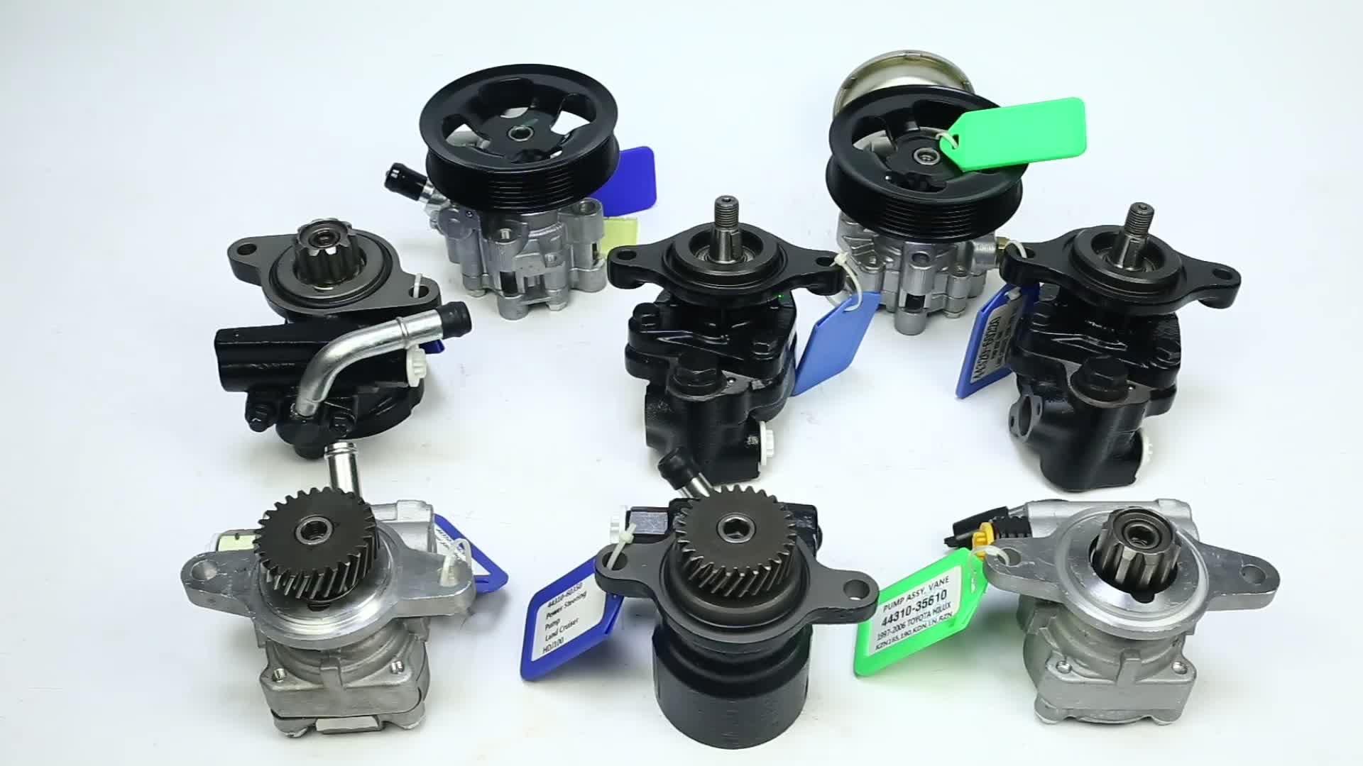 IFOB Power Steering Pump For TOYOTA LAND CRUISER PRADO TRJ150 TRJ155 44310-60560