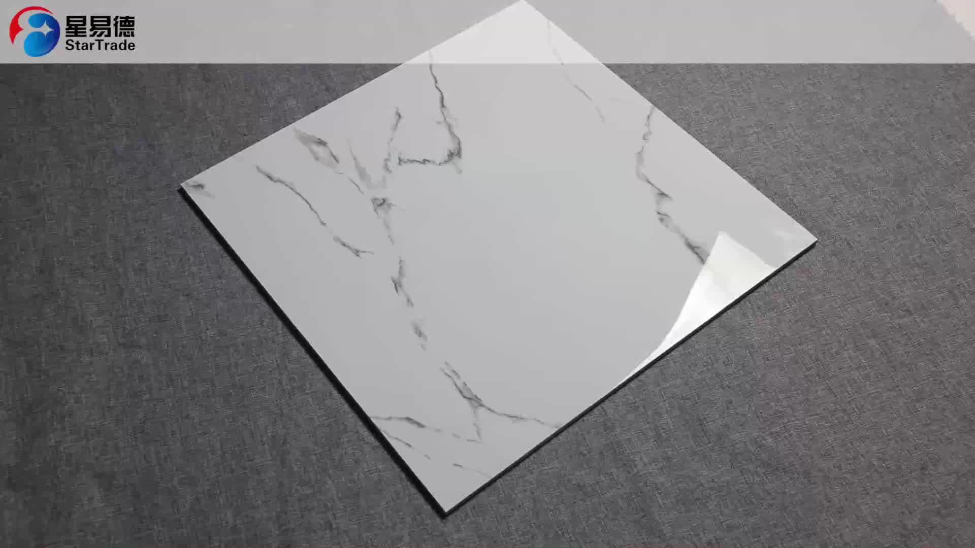Unique Design Grey Blue 3d Wall Decorate Kitchen And Bathroom Floor ...