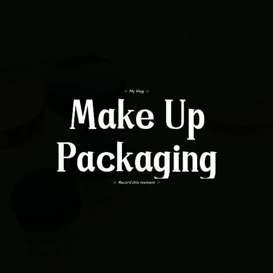 15 グラムを構成する包装フェイスファンデーション空コンパクトパウダーケース