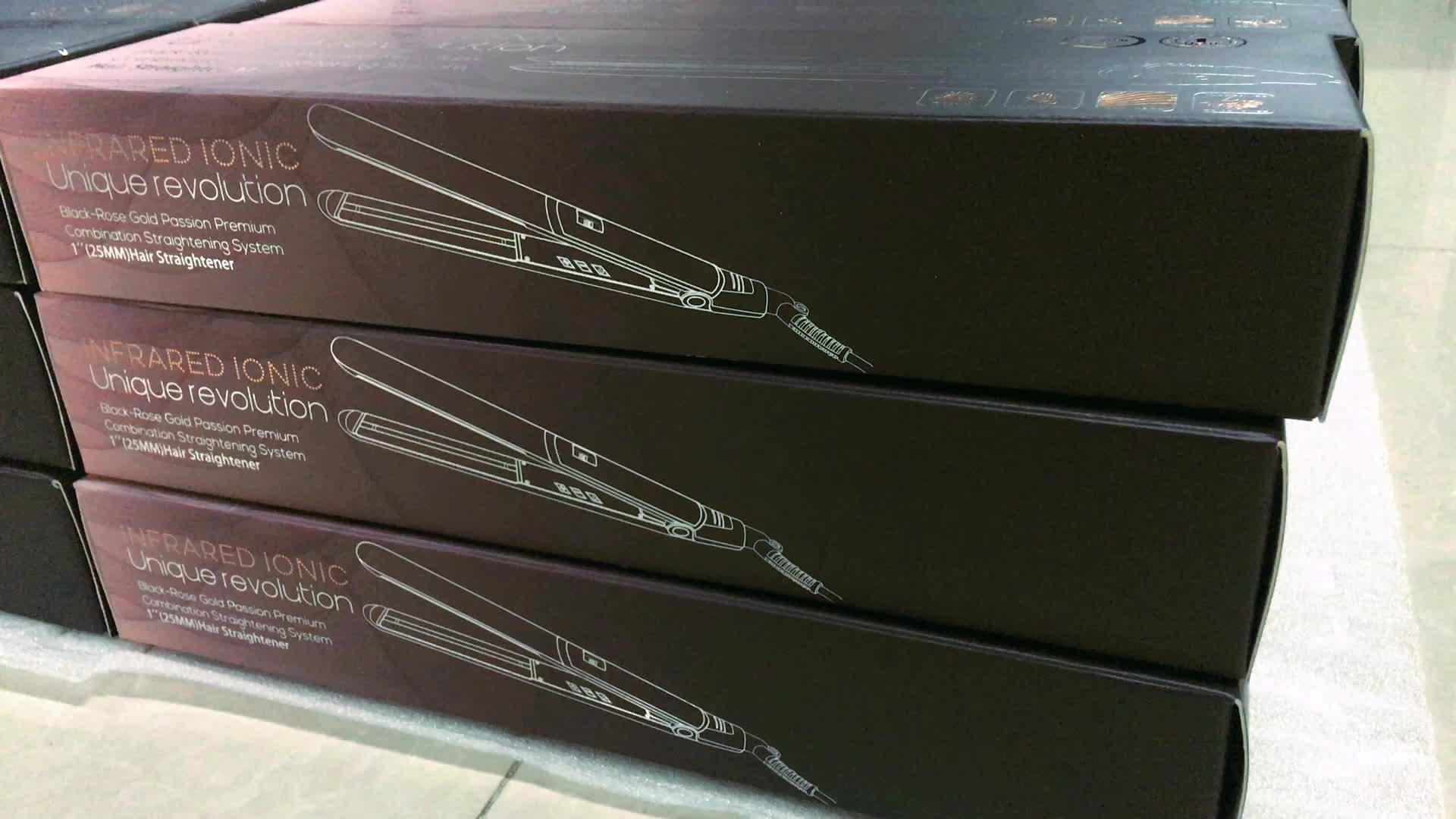 인기 골드 450 머리 직선 인터텍 적외선 평면 철