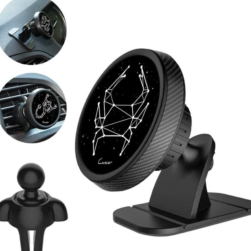 Phone accessories Holder 360 rotation Magnetic mobile phone Air Vent Car Mount