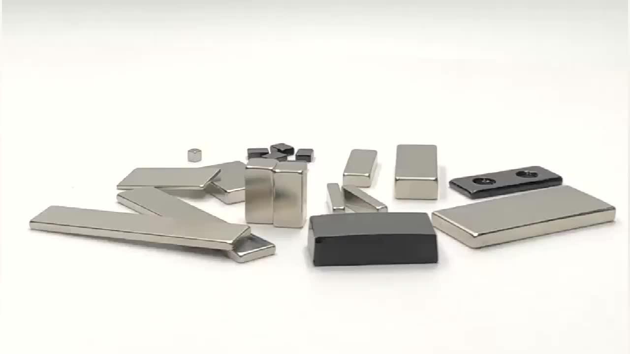 Monopole Bar Nadir Toprak Levitating Süper Güçlü N52 Kalıcı Neodimyum Mıknatıs Fiyat