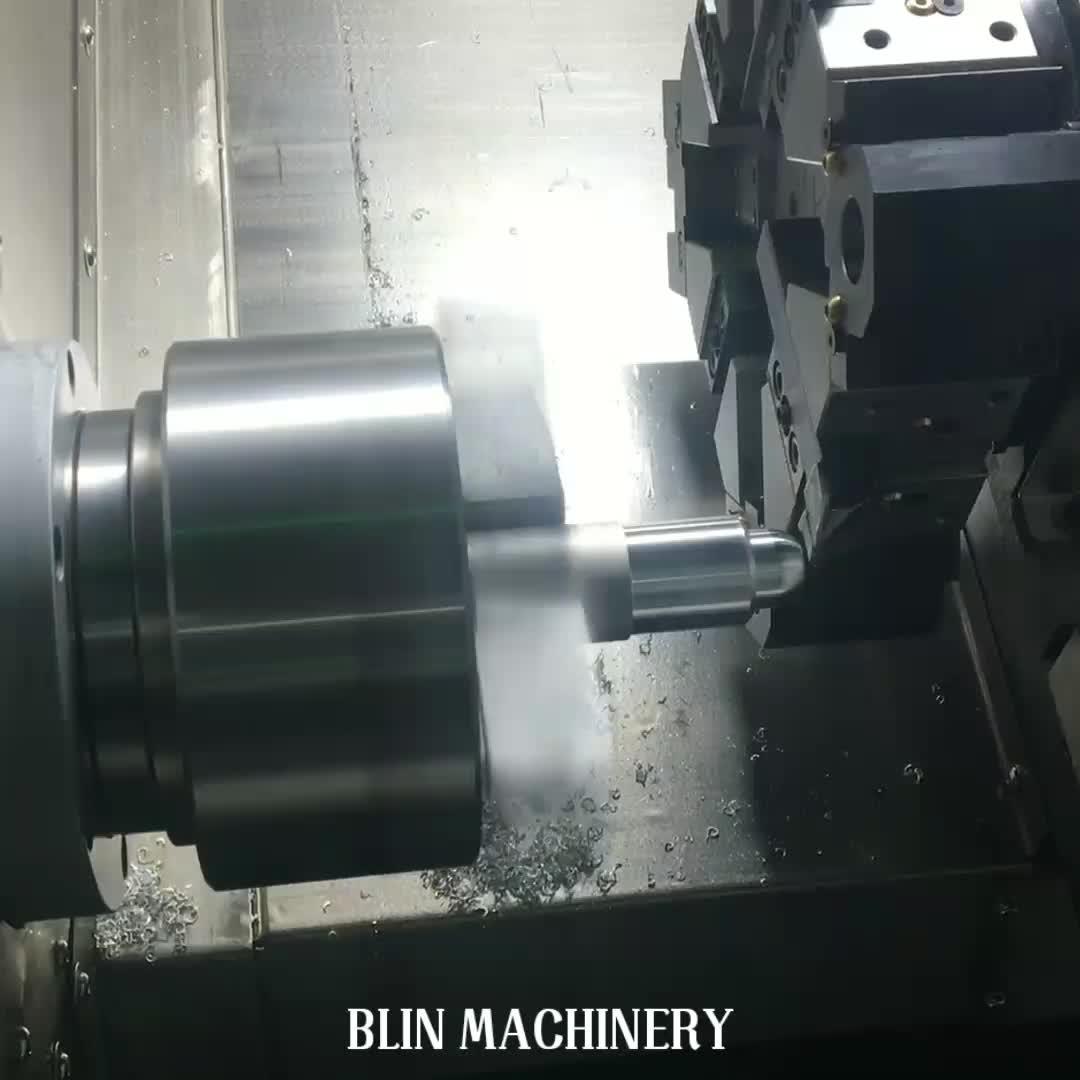 Kleine slant bed cnc draaibank Hoge Precisie Mini Slant Bed CNC Draaibank (BL-X30)