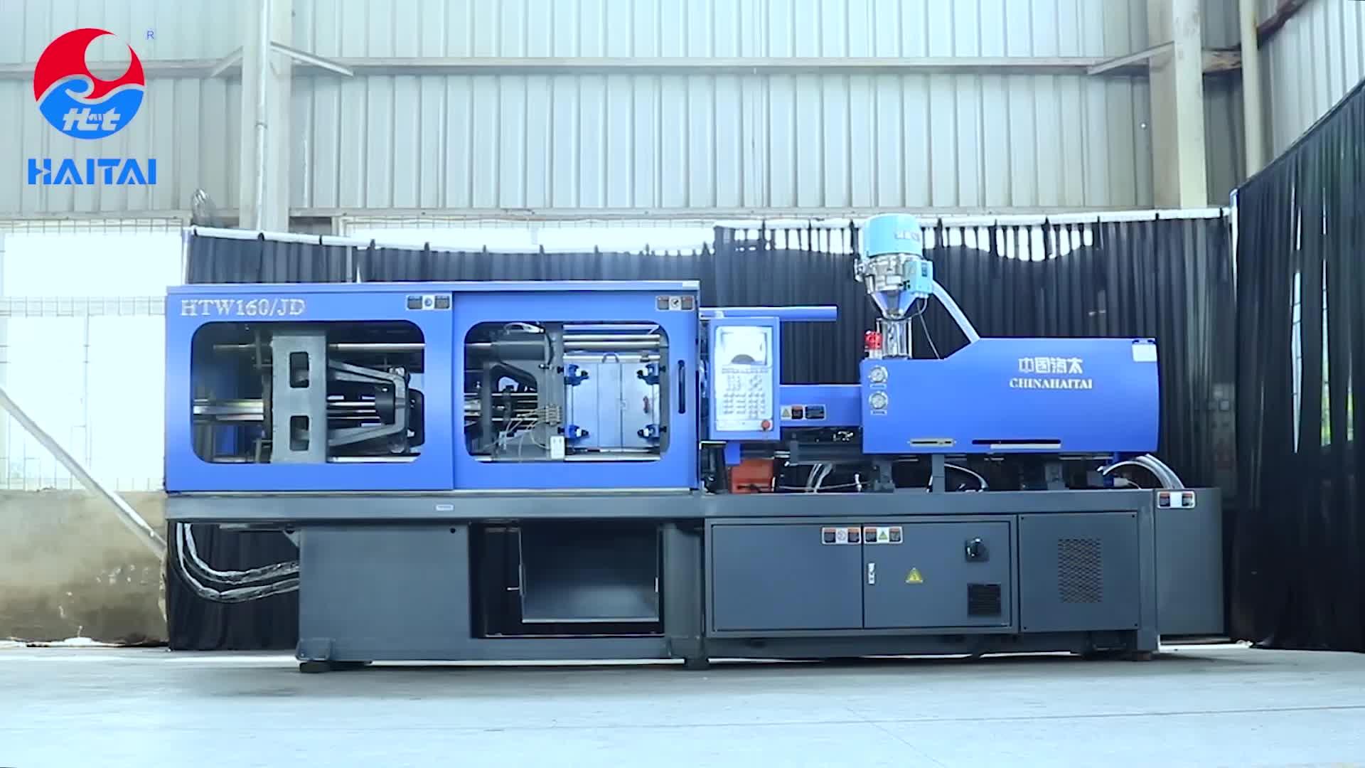 HAITAI HTW160JD Servo-Kunststoffspritzgießmaschine