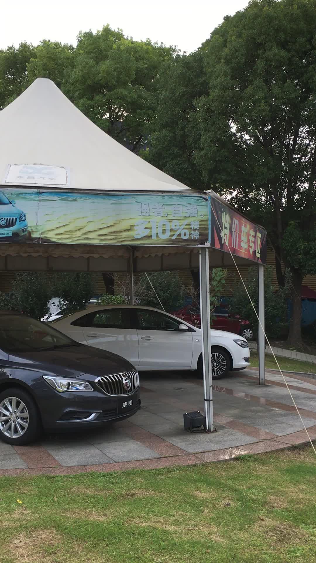 Satılık alüminyum çerçeveli sirk çadır