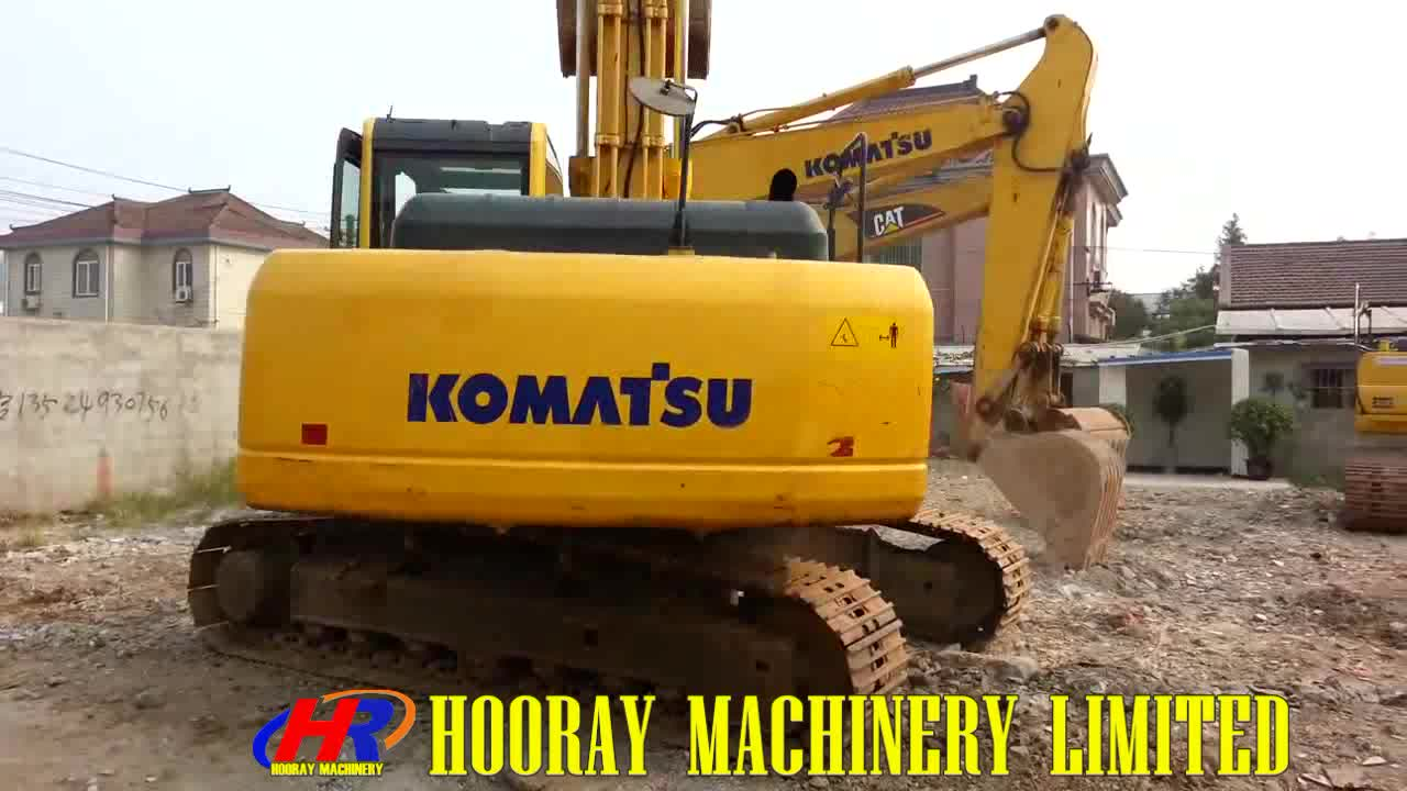 New arrival Japan Komatsu PC200-7 used excavator for sale/komatsu excavator PC200-6 PC200-7 PC210-7 PC220-6 PC200-8 in stock