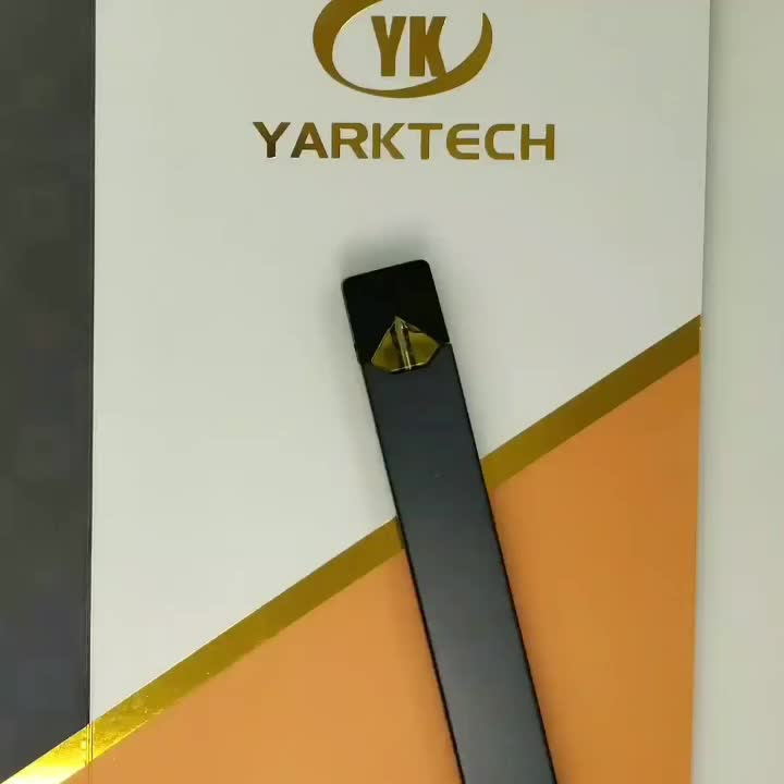 2019 Yarktech High Quality Ceramic Empty Pods Device for juuls vapor