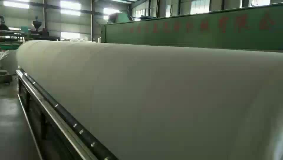 300g m2 non woven geotextile for slope protection