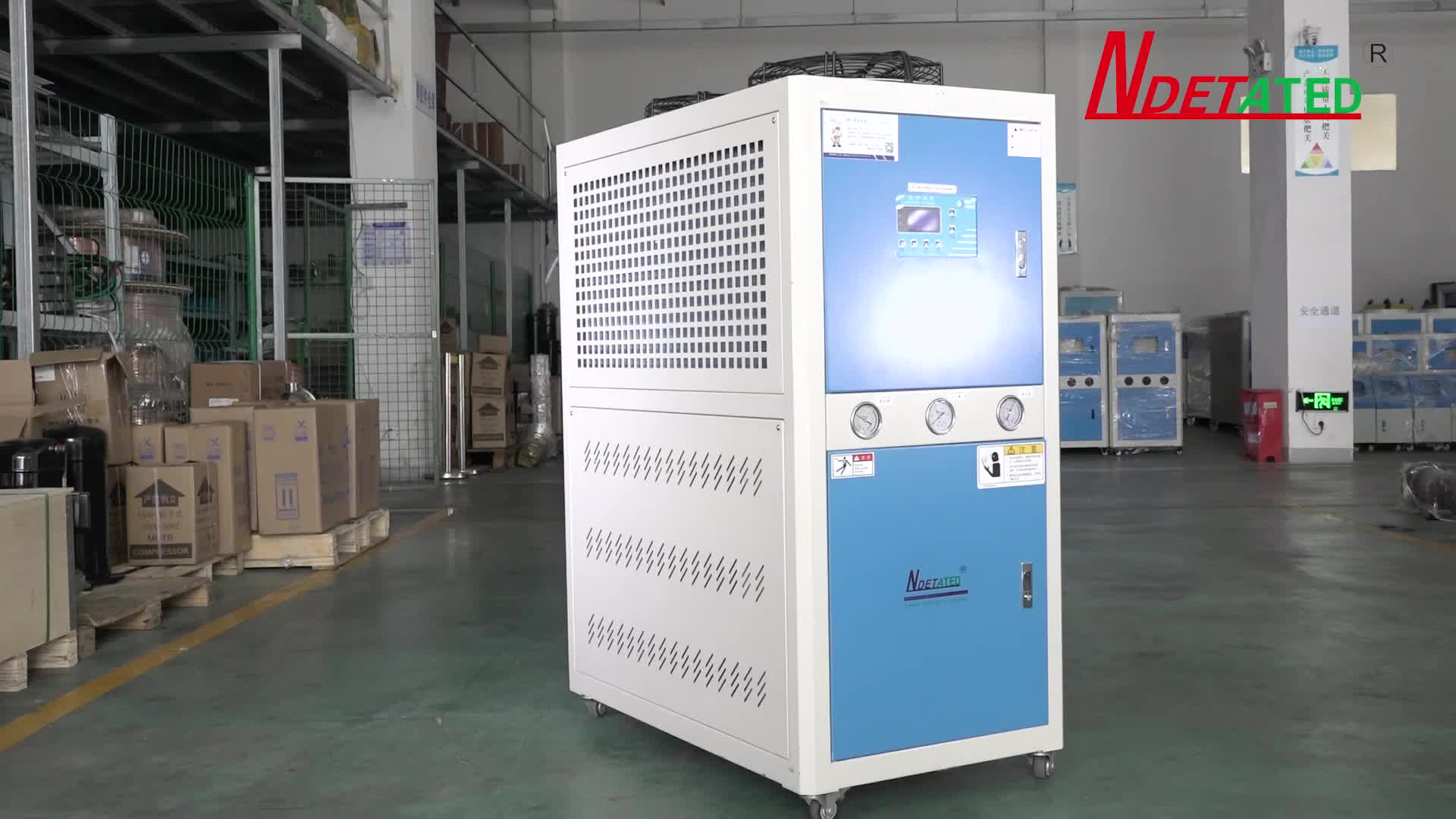 2019 Practical Attractive Industrial chiller air cooled