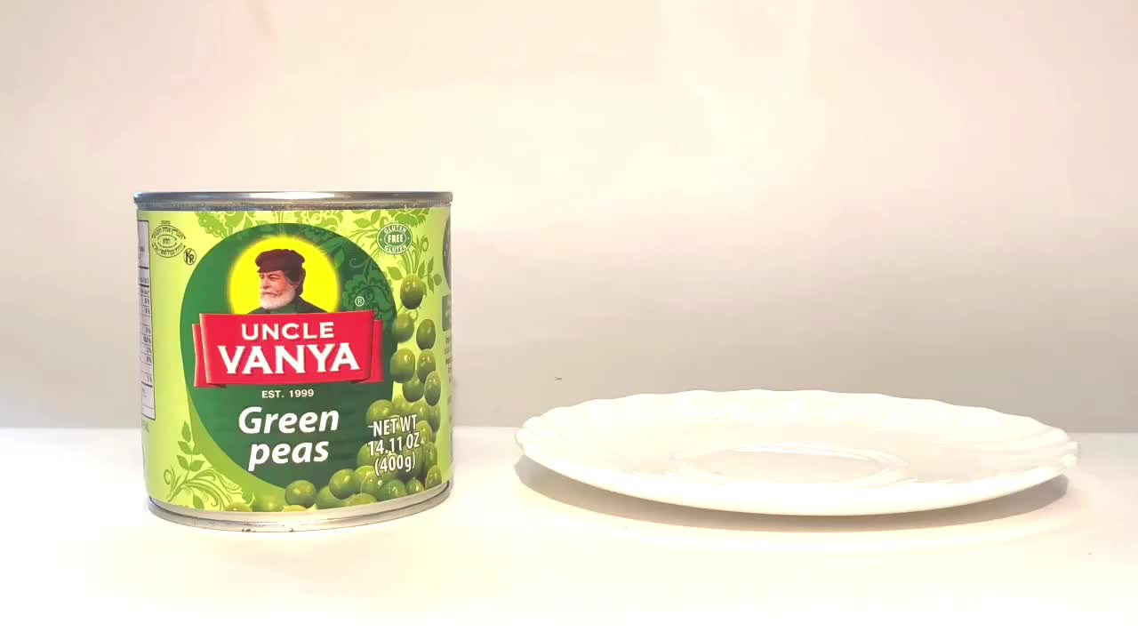 Green peas canned wholesale