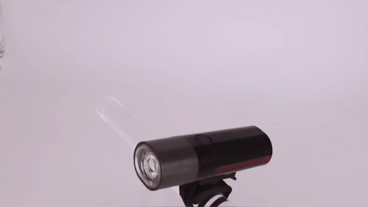 2019 newest USB Rechargeable bicycle front light