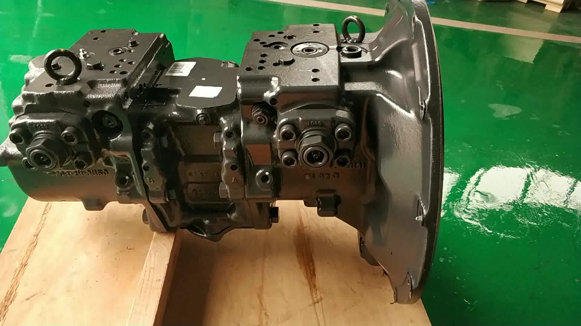 Genuine new PC360-7 PC350LC-7 main pump assembly 708-2G-00023 hydraulic pump