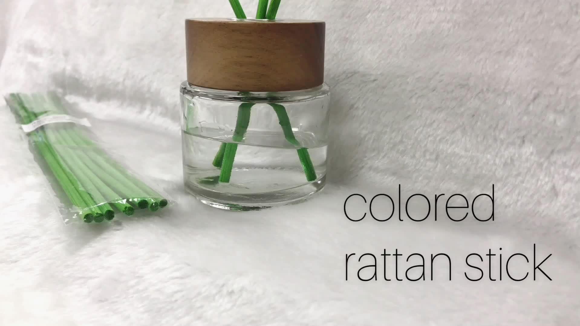 Amazon Hot Sale Colored Reed Diffuser Stick