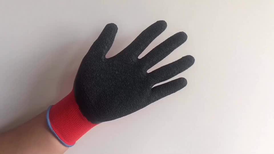 Groß Latex Handschuhe Xingyu Handschuhe Arbeit Latex