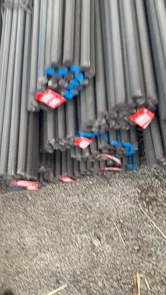 HRB 400 barras de ferro deformado vergalhões de aço padrão