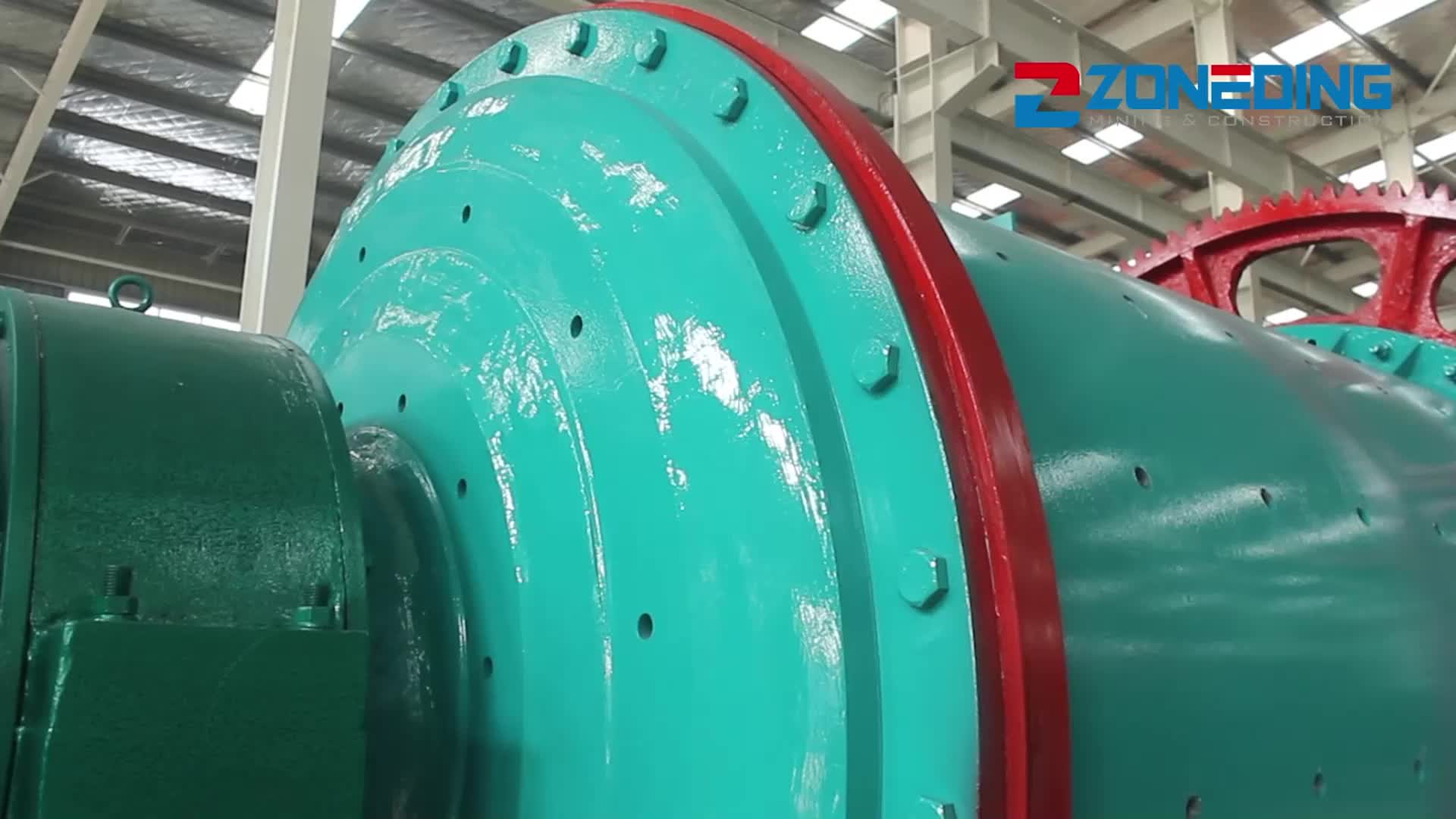 Factory supply Grinding Mill Machine ball mill price