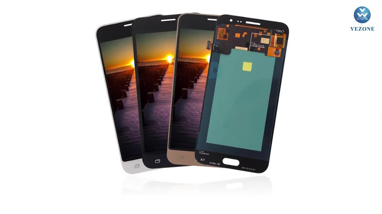 Pantalla LCD For Samsung Galaxy J320 LCD Screen, Wholesale LCD Screen Digitizer For Samsung J320 OLED J3 2016