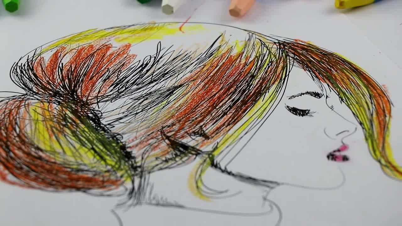 Migliore Qualità Morbido Pastello Ad Olio con Colori Vivaci per I Bambini di Disegno