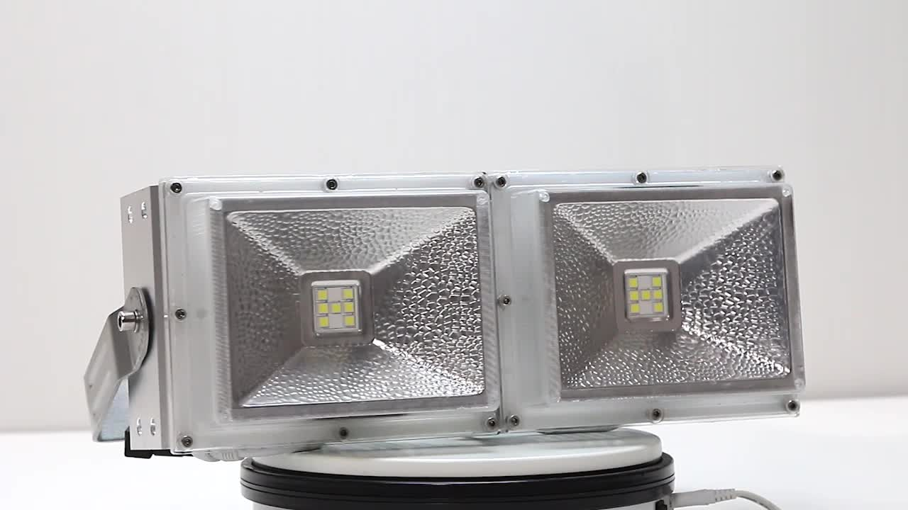 High quality IP67 Waterproof outdoor 30w 50W 60w 90w 100w 120w outdoor led Floodlight