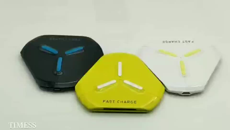 Amazon Bestselling  customized logo OEM Wireless Charger for cellphone