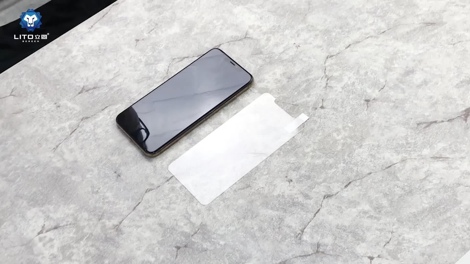 9 H 2.5D 0.33 mét Tempered Glass đối với iphone Xs Bảo Vệ Màn Hình