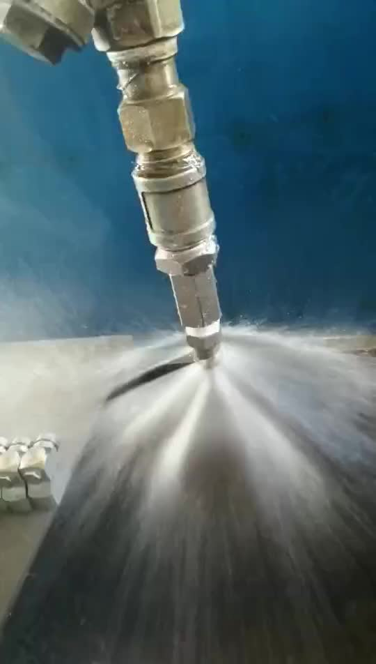 Gas Cooling Nozzles
