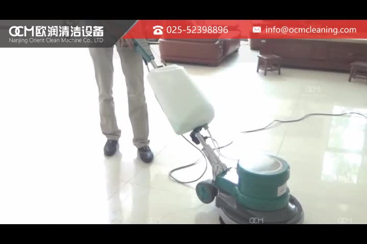 Multi-Functional Floor Polishing Machine Handheld Wet Cement Concrete Floor Polisher