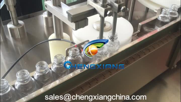 Beautiful design boston bottle filling machine,5-30ml dropper bottle filling machine