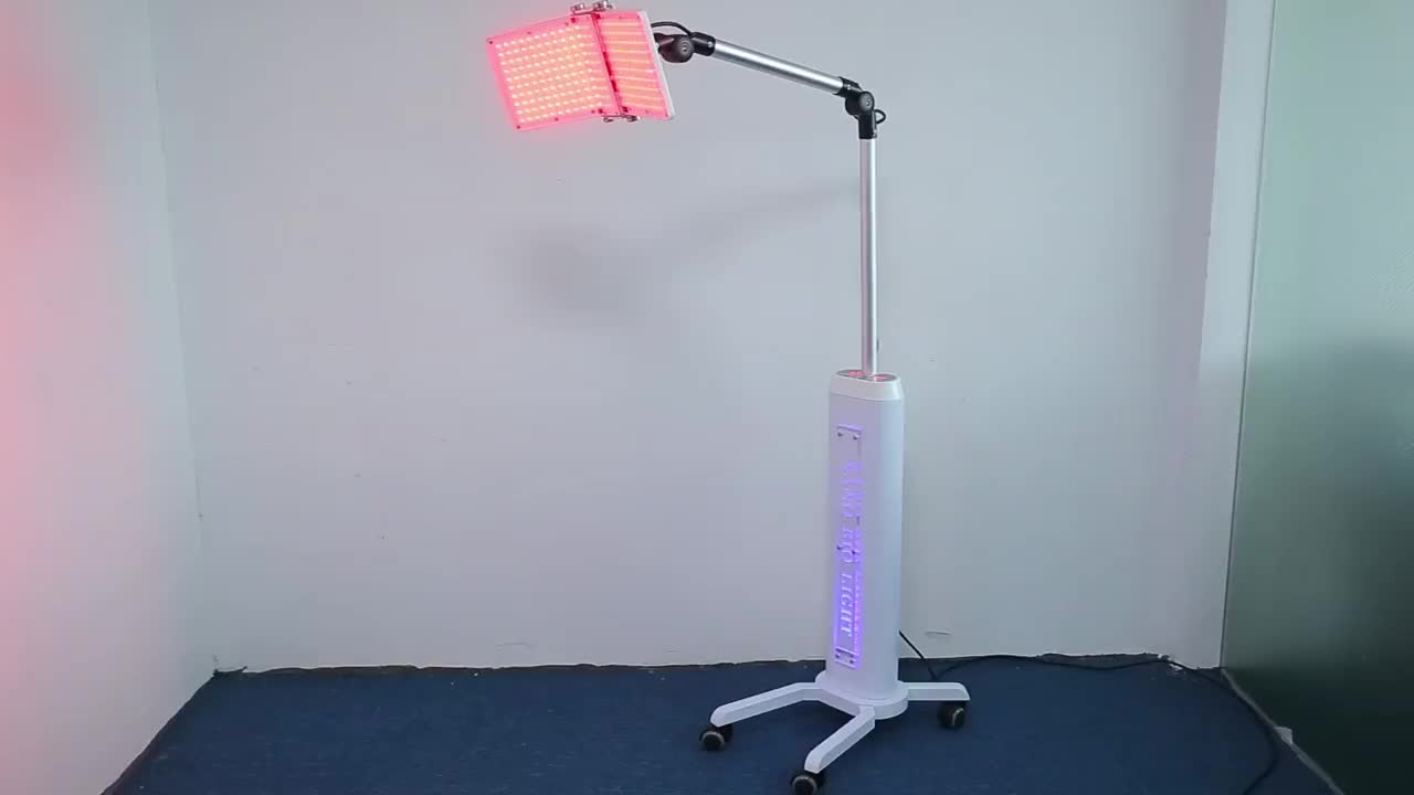 7 Color Factory Price PDT photodynamic therapy machine