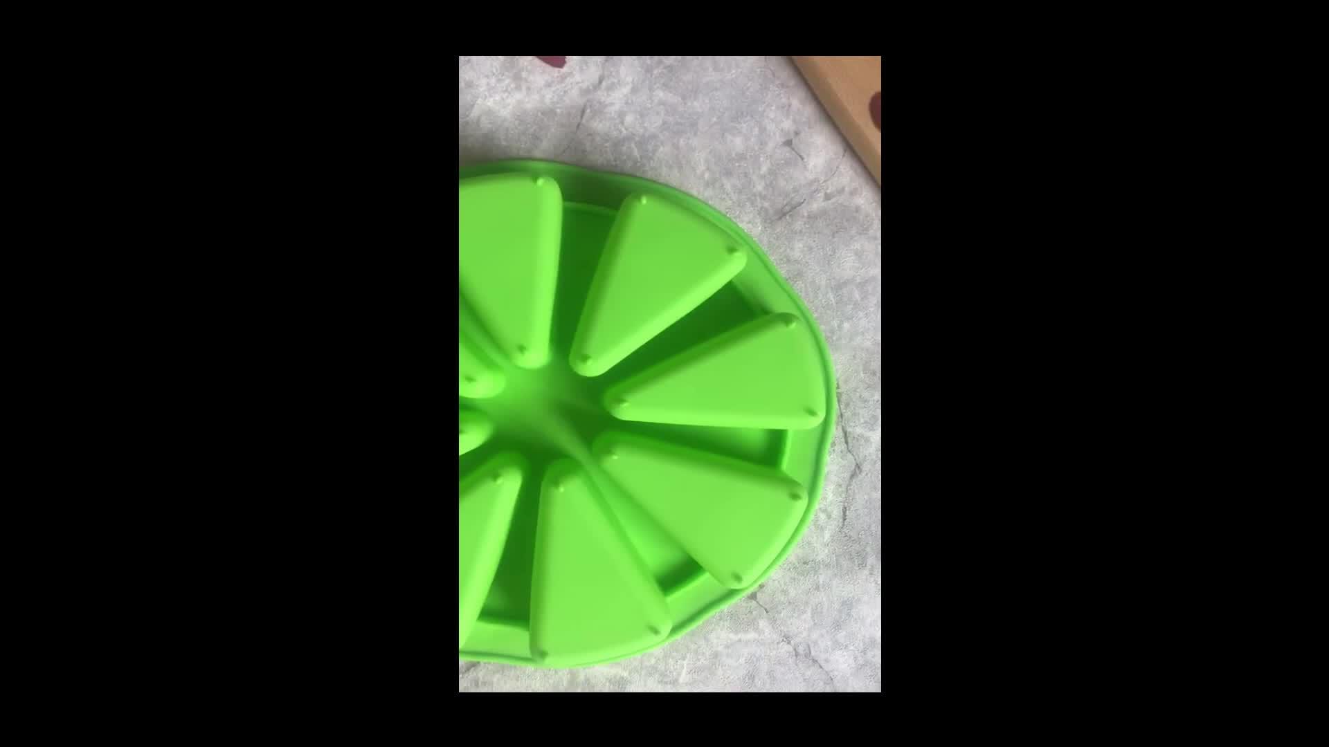720 โรงงานและ. Lollipop แม่พิมพ์ซิลิโคนช็อกโกแลต mould.6 cavity star และ heatr รูปร่าง, DIY อบเครื่องมือ