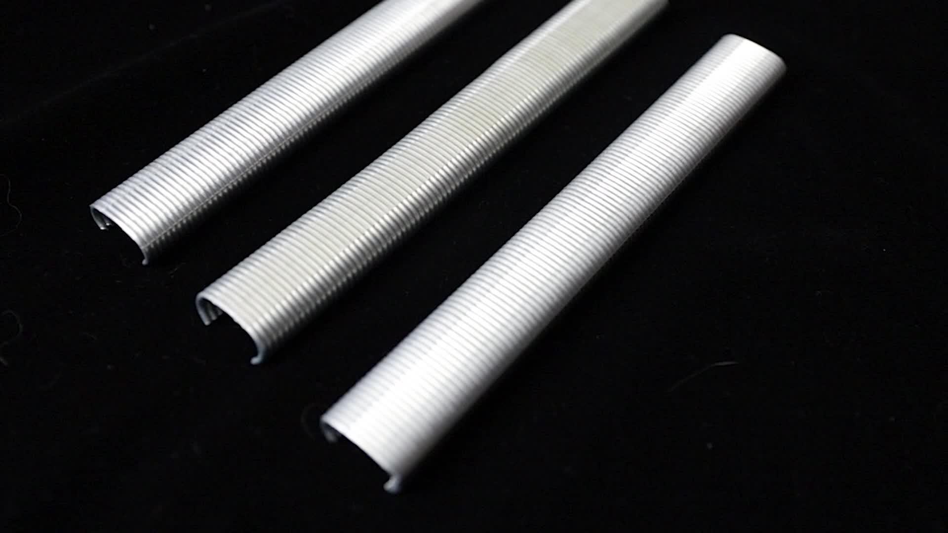 ลวดเย็บกระดาษ C-Ring ชุบสังกะสี C24