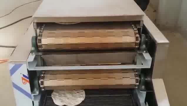 Top Sale High Quality Welcomed Automatic Pita Bread Production Automat Line