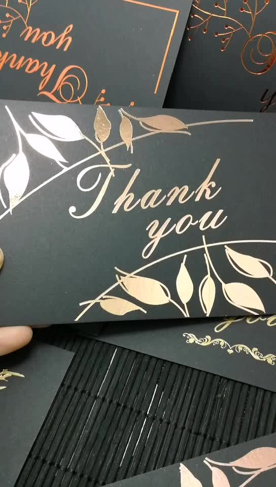 Custom Print Post Card 나 Thank You Cards 나 인사말 Cards
