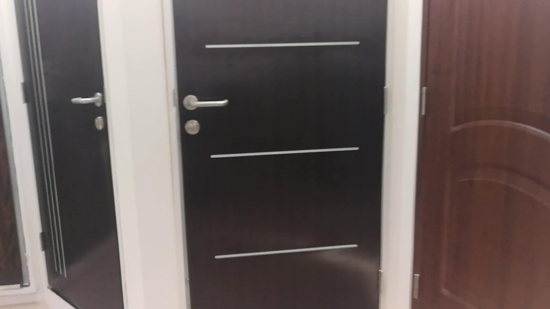 prime paint steel door