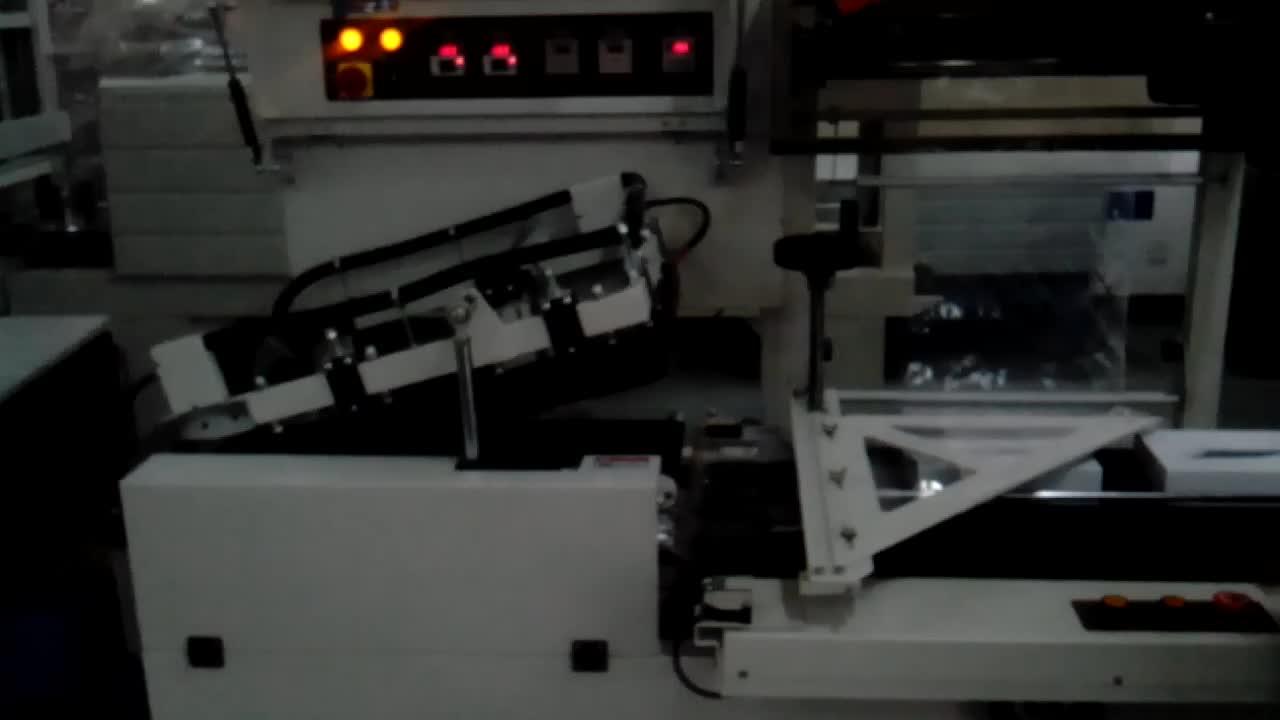 automatische Plätzchen-Nahrungsmittelpizza bucht Kastenverpackungsmaschine