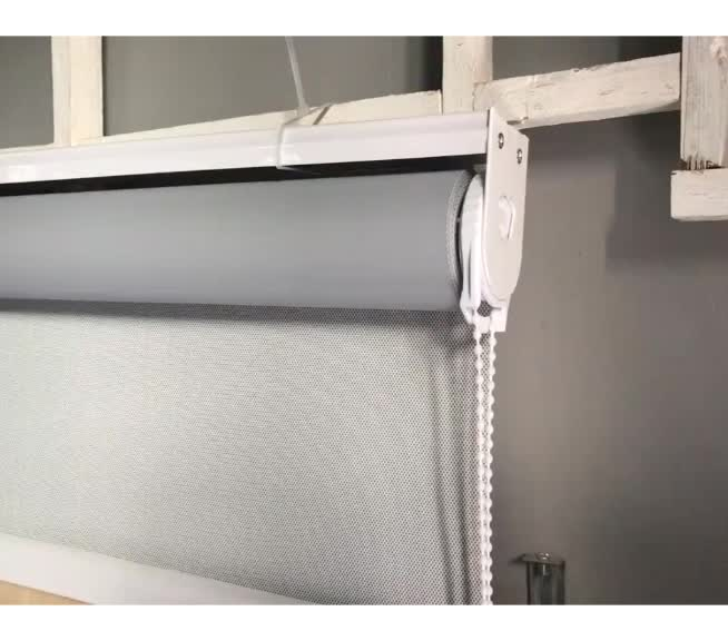 High quality roller blinds fabric blackout sunscreen roller blind