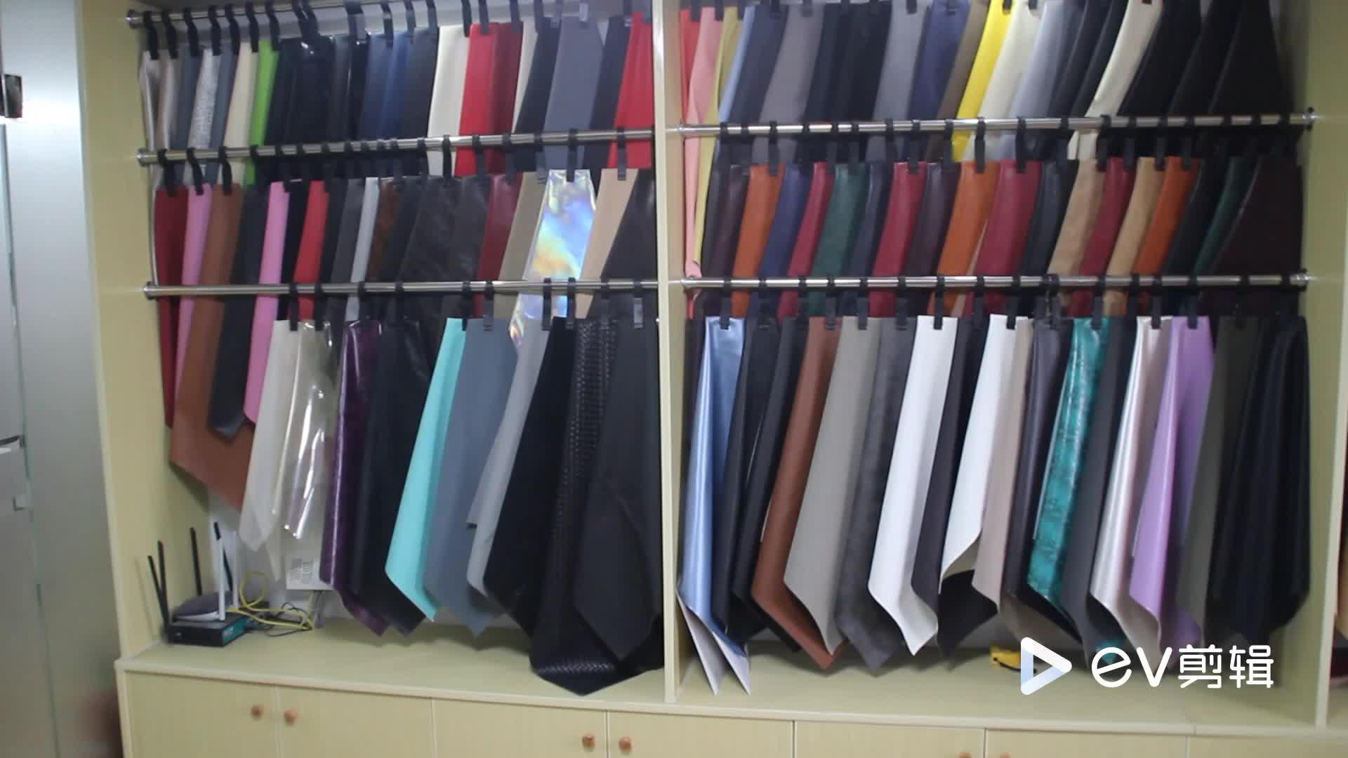 100% beliebte Pu Leder Großhandel Material Stoff Synthetische Faux Künstliche Pvc Pu Leder Für Weiche Hintergrund Wand