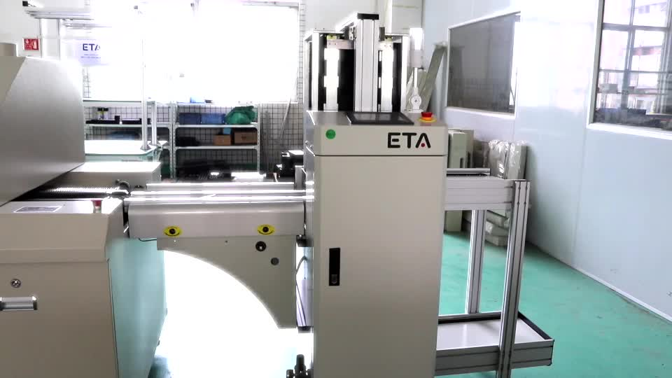 Automatic High Speed SMT Loader,PCB Magazine Loader/Unloader Made In China