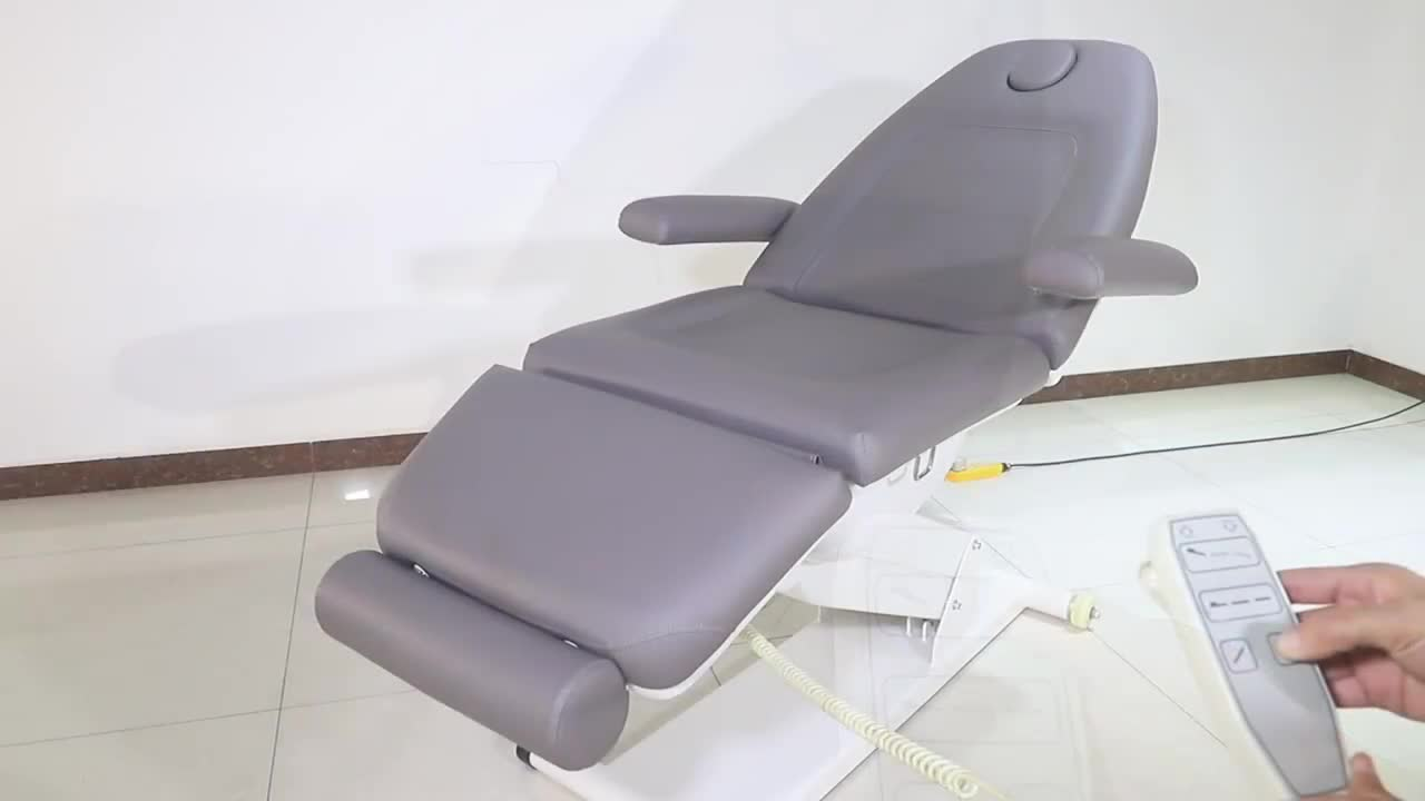 Beauty Salon Equipment Spa Massage Bed& Hydraulic Facial Bed Spa Table Tattoo Salon Chair
